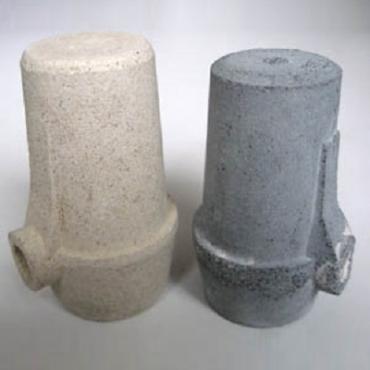 Тигель для плавки металла под литейные установки типа  «Форнакс» (Украина)